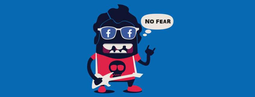 Facebook niente paura per privacy e pericoli